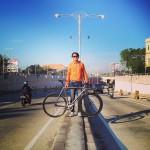 Ohayo Gozaimasu #bali #morning #ride #fixedgear #underpass #psyclo