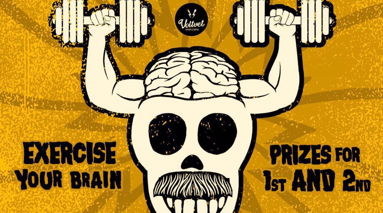 Voltvet Quiz Night – Exercise Your Brain 2 (27 Desember 2016)
