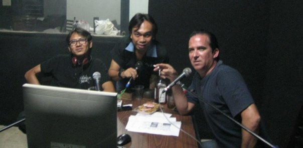 riday Night Live Mayhem @ The Beat Radio Plus 98.5 FM - Me, Dethu and Stuart