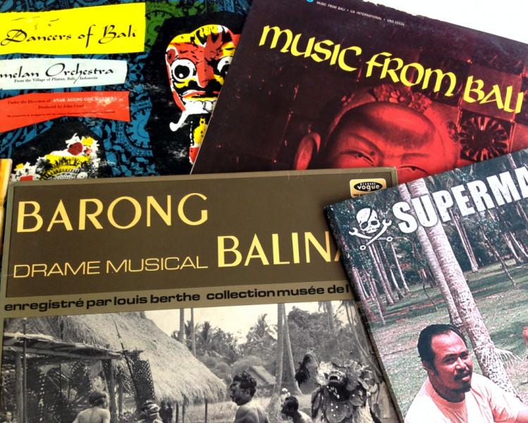 Piringan hitam musik Bali, dulu dan sekarang