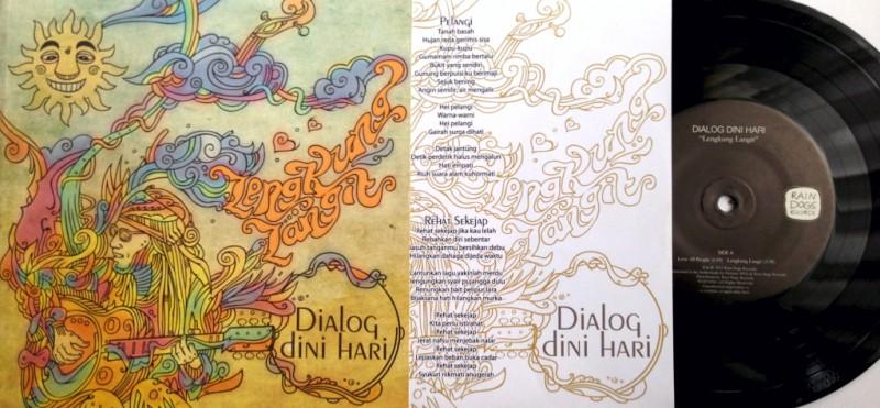 "Dialog Dini Hari (Lengkung Langit, 7"", 2012)"