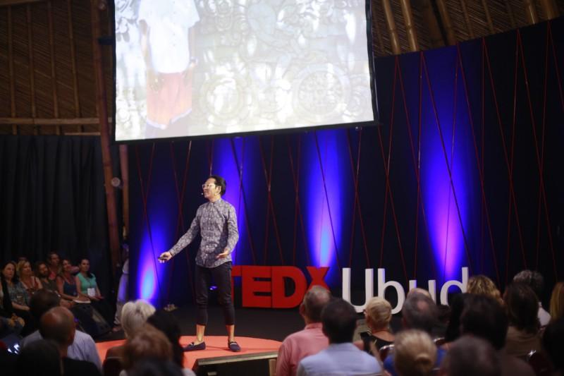 Marlowe Bandem TedxUbud 3