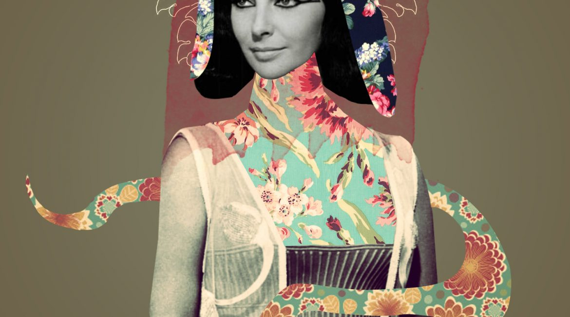 Collage Art – Molly Series (2)
