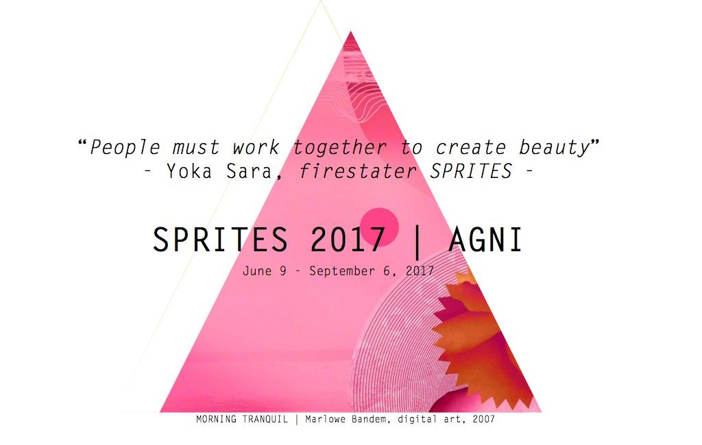 [SLIDE] SPRITES AGNI (ART LAB 2016-2017) AT DESA LAWAK, BADUNG, BALI