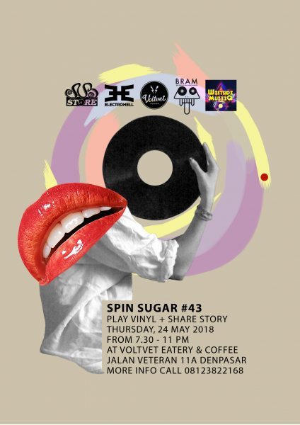 Spin-Sugar | Play Vinyl + Share Story #43