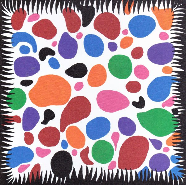 Yayoi Kusama - Once The Abominable War is Over, Happiness Fills Our Hearts (2010)