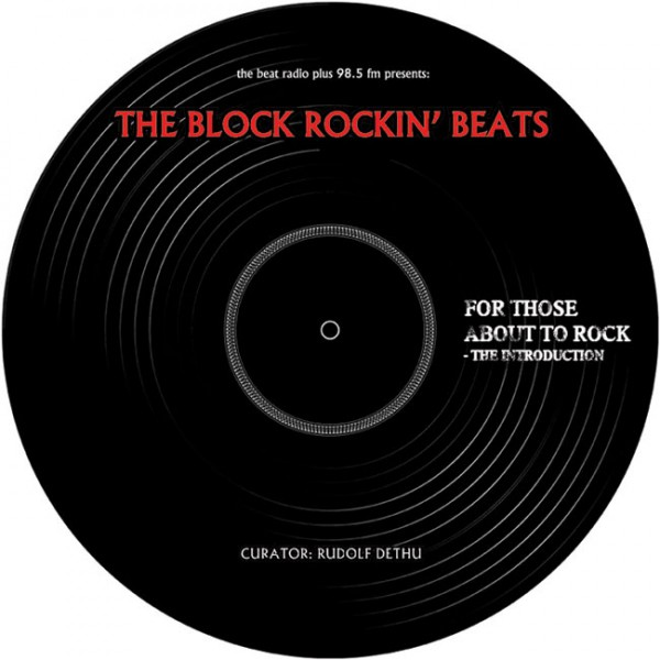 THE BLOCK ROCKIN' BEATS @ The Beat Radio Plus 98.5 FM