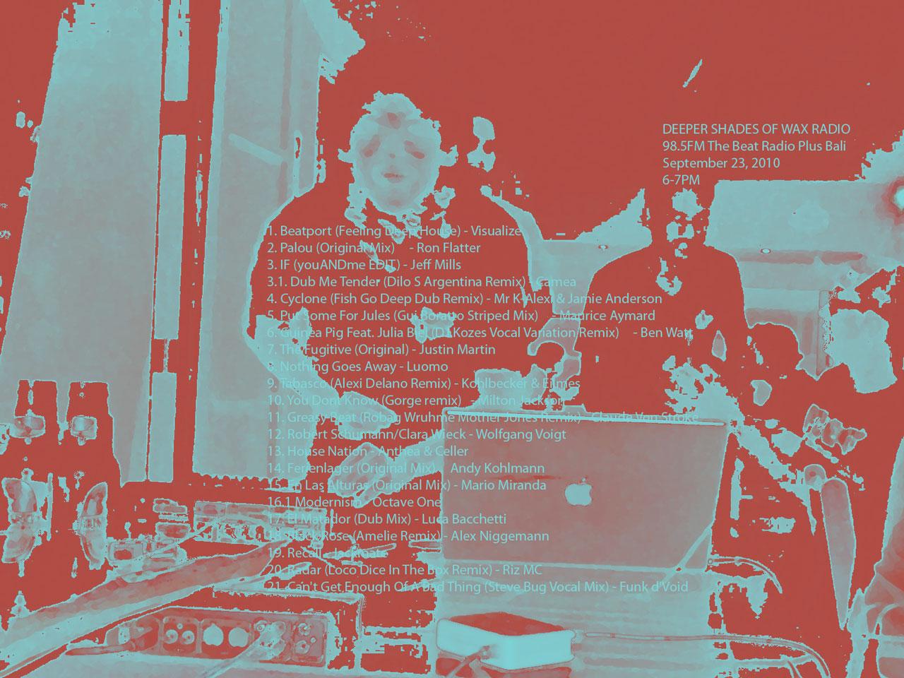 Rockkit - Deeper Shades of Wax Radio Mix